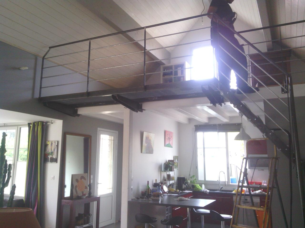 escalier soulac