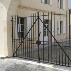 portail forgé